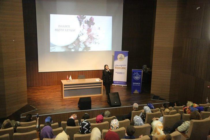 Sapanca'da pozitif iletişim semineri gerçekleşti