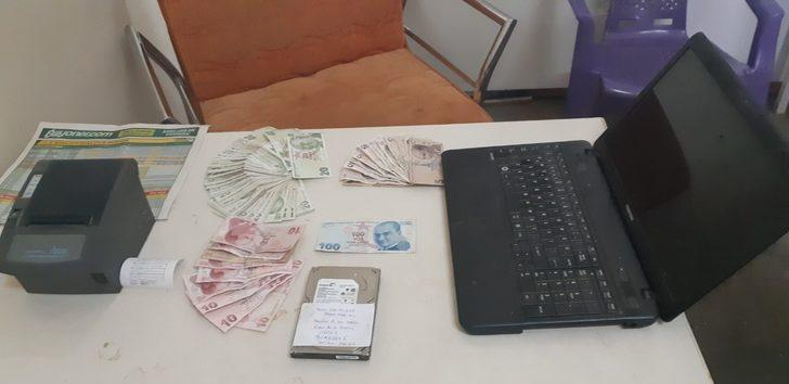 Şanlıurfa'da bahis operasyonu: 4 gözaltı