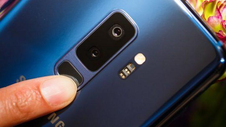 Çift ana kameralı Galaxy S9