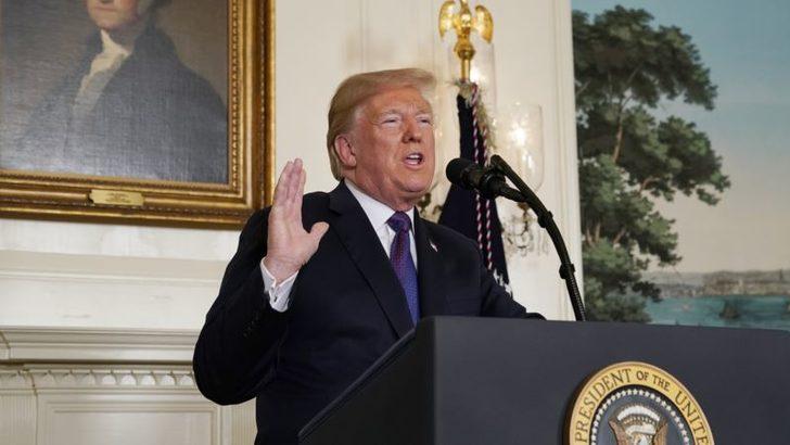 Trump'tan 'Görev Tamamlandı' Savunması