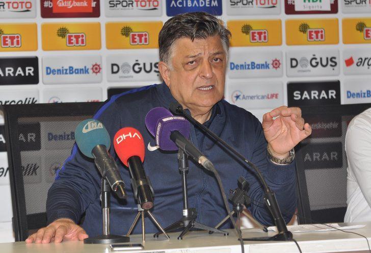 Eskişehirspor - Samsunspor maçının ardından