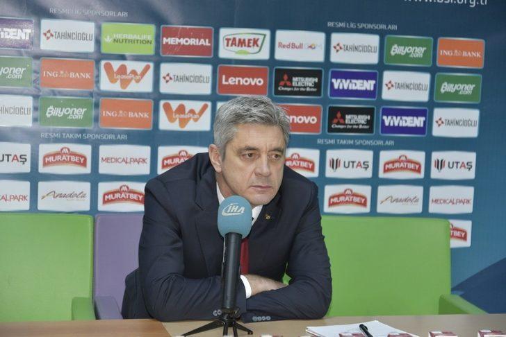 """Oktay Mahmuti: """"Biz Play-Off'u hak etmiyoruz"""""""