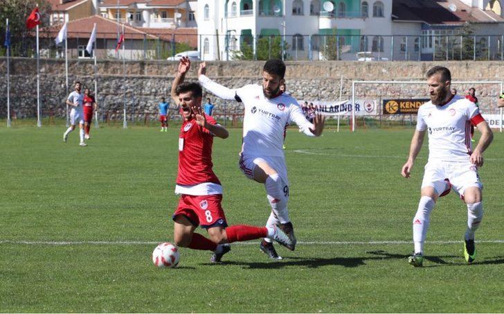 Niğde Belediyespor - Zonguldak Kömürspor: 4-0