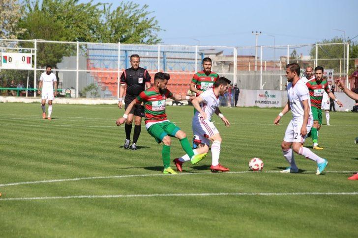 TFF 2. Lig: Amed Sportif Faaliyetler: 1 - Kastamonuspor: 0