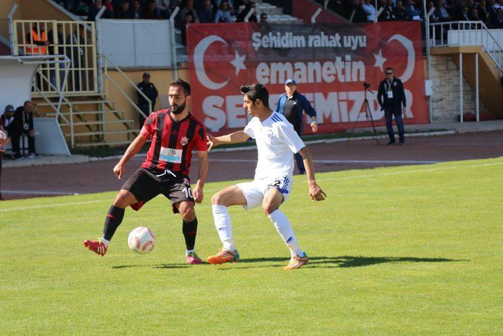 Anagold 24 Erzincanspor - Kayseri Erciyesspor: 9-0