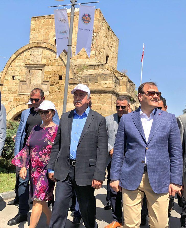 KKTC Cumhurbaşkanı Akıncı: Osmanlı'dan kalan eserler, varlığımızın tapu senetleri