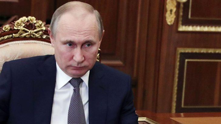 Rusya Devlet Başkanı Putin: Batı'nın Suriye'ye saldırıları tekrarlanırsa uluslararası ilişkilerde kaos çıkar