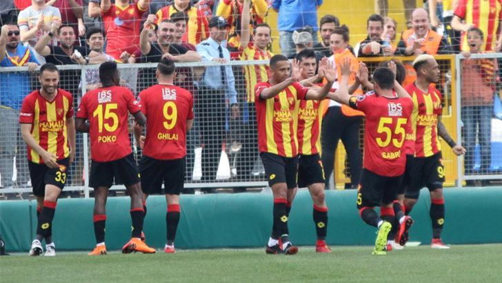 Göztepe 2-1 Bursaspor (Maç özeti)