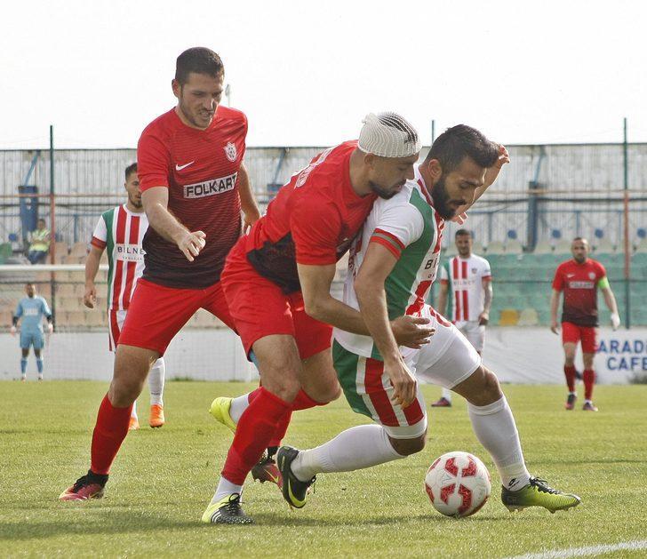 Amed Sportif Faaliyetler- Kastamonuspor 1966: 1-0