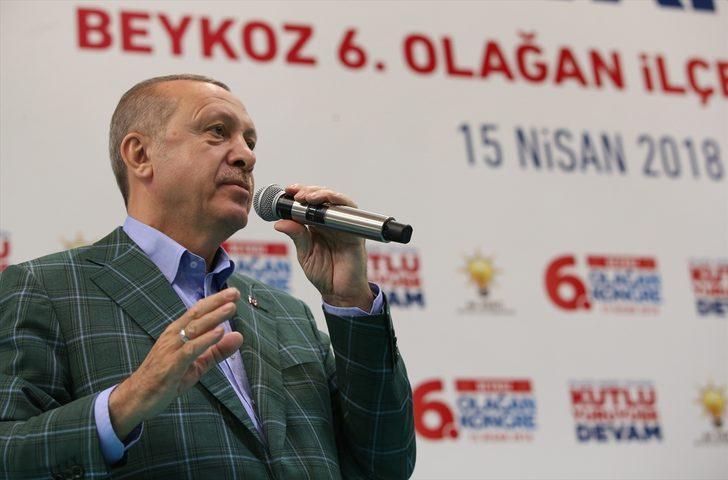 Erdoğan'dan sosyal medya eleştirisi: Ne yazık ki denetimsiz ve alabildiğine serbest