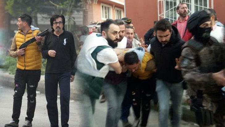 Bursa'yı karıştıran olay! Mahalleli linç etmek istedi!