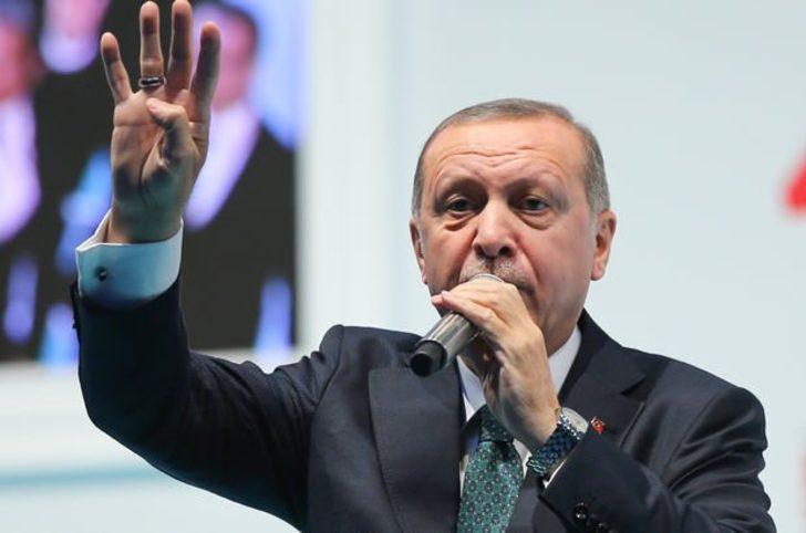 Üsküdar'da vatandaşlara seslenen Erdoğan: Bizi kur ile kalkıp tehdit etmeyin, bu ülkede yaşam hakkı bulamazsınız