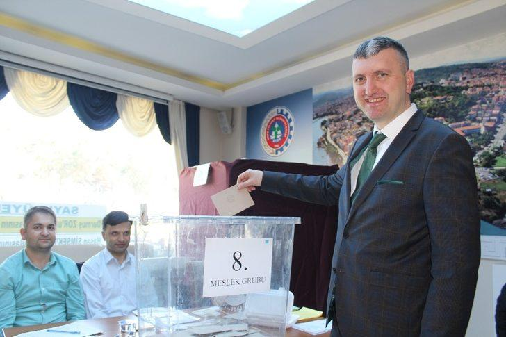 ÜTSO seçimlerini 'Yeşil Liste' kazandı