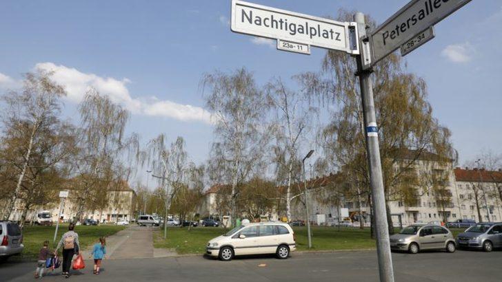 Almanya'da Artan Emlak Fiyatlarına Protesto