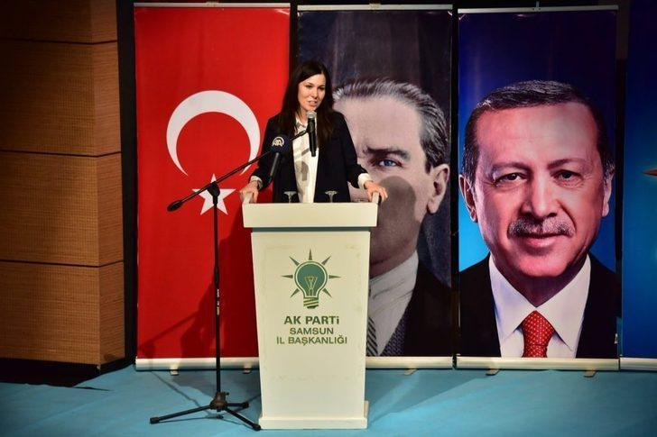 AK Partili Karaaslan : Milli mücadele ruhuyla bayrağımızı daha da yükseğe taşıyacağız