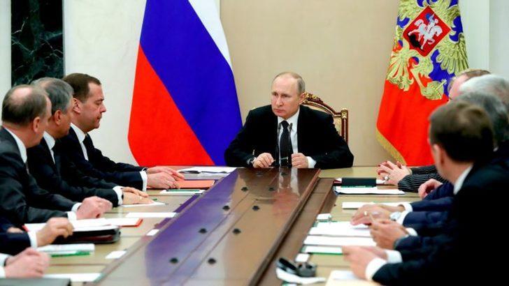 Putin'den 'Kaos' Uyarısı