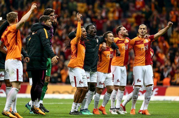 Galatasaray'dan Medipol Başakşehir'e gönderme!