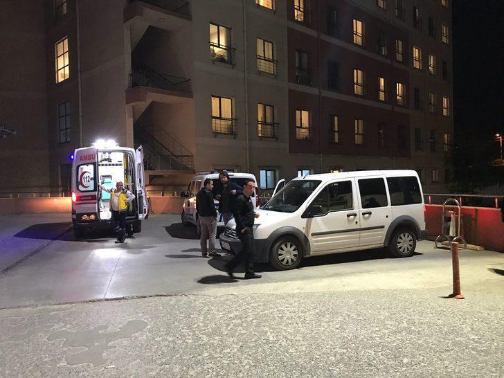 Restoranda silahlar ateşlendi: 1 ölü, 3 yaralı