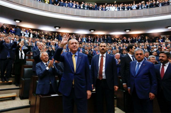 AK Parti için olay kulis: Milletvekilleri 'başkanlığa' gözünü dikti