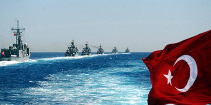 Akdeniz'de hareketlilik! Savaş gemileri yönlendirildi