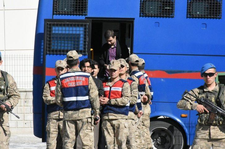 Malatya'daki FETÖ/PDY ana davası devam ediyor