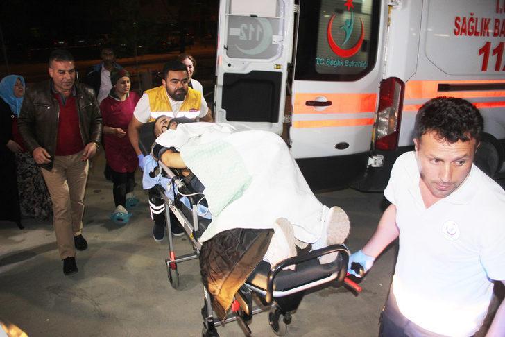 Kayınbiraderlerini bıçakladı: 1 ölü, 2 yaralı