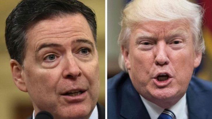 Eski FBI Başkanı Comey: Trump etik olarak başkanlığa uygun değil