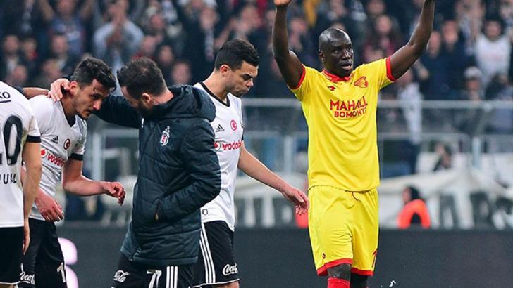 Demba Ba'nın Mehmet Sepil'in kararıyla Bursaspor maçında oynamadığı öğrenildi