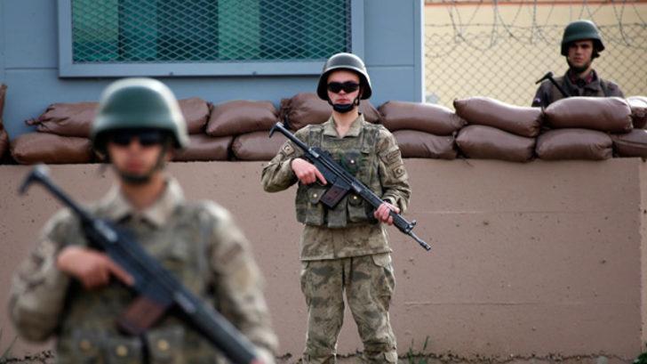 ABD'li papaz Andrew Craig Brunson İzmir'de yargılanıyor! Associated Press (AP) bu fotoğrafları geçti