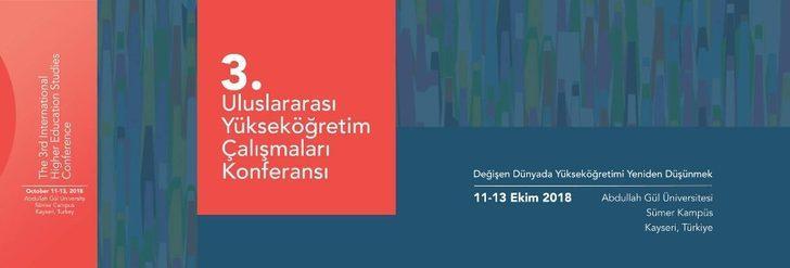 Yükseköğretim kurumlarında çalışmalar AGÜ'de masaya yatırılacak