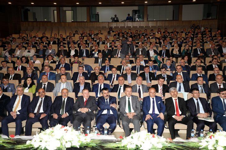 Rize'de Eğitim-Öğretim Değerlendirme Toplantısı
