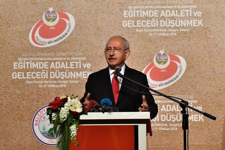 Kılıçdaroğlu'ndan parti örgütüne 'kavga etmeyin' uyarısı (2)