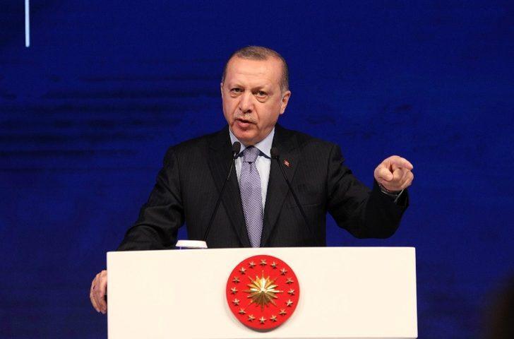 """Cumhurbaşkanı Erdoğan: """"Kitabımız oluşuyor, bu işler bittiğinde bunları kaleme alacağız"""" (3)"""