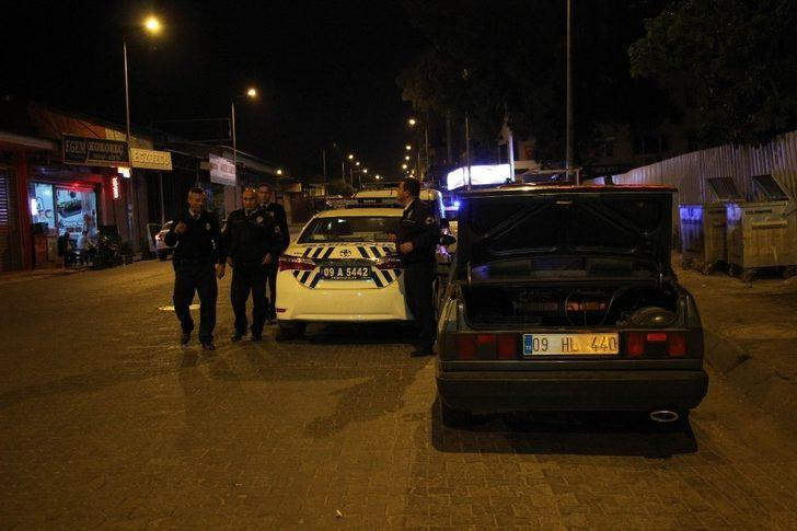 Alkollü sürücüler polisleri alarma geçirdi
