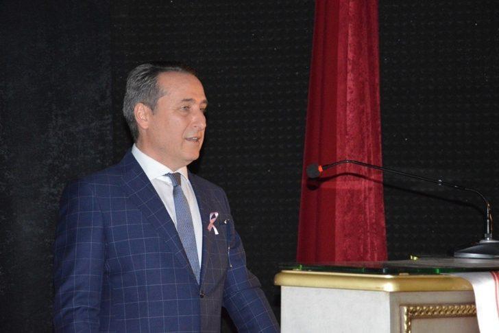 Kdz. Ereğli Kadın Meclisi'nden 'Memem Kanseri' konferansı
