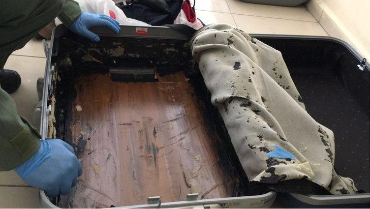 Van Havaalanı'nda metamfetamin ele geçirildi