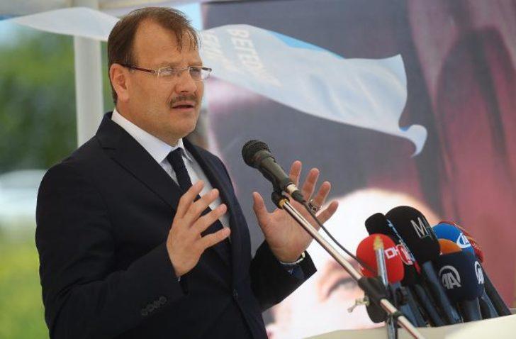 'Ankara'ya bir saatte geliriz' diyen Yunan Bakan'a Çavuşoğlu'ndan yanıt