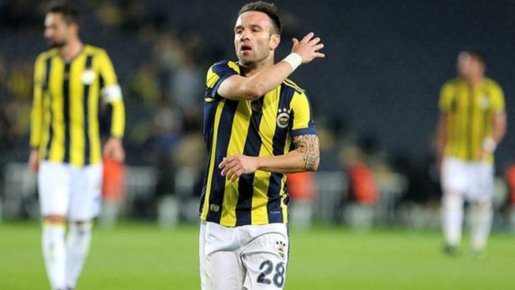 Valbuena yaptığı açıklamalar nedeniyle Sivas maçında süre alamadı iddiası