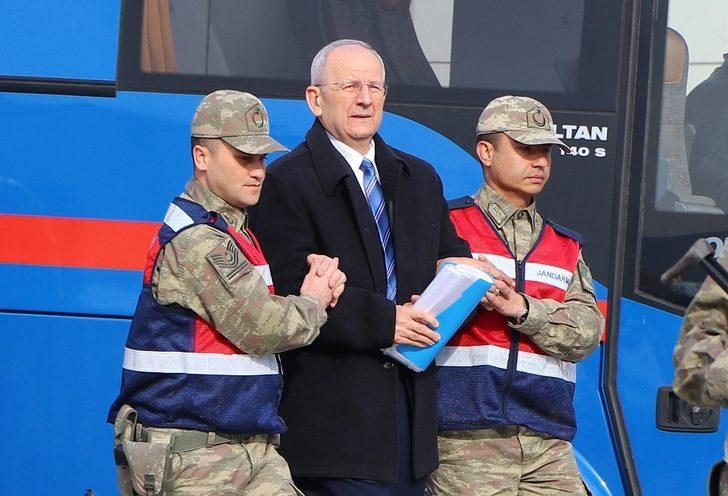 Malatya FETÖ ana davasının bir numaralı sanığı Adem Huduti savunma yapıyor