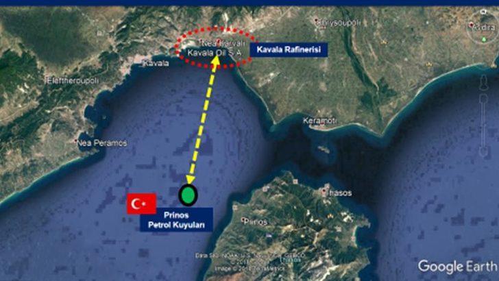 Bomba iddia: Yunanistan, Türk petrolünü çalıyor