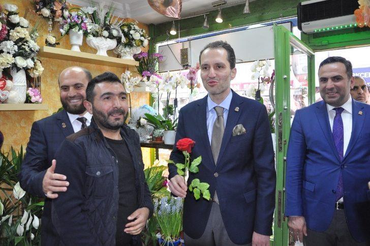 Erbakan vakfı Sungurlu temsilciliği açıldı
