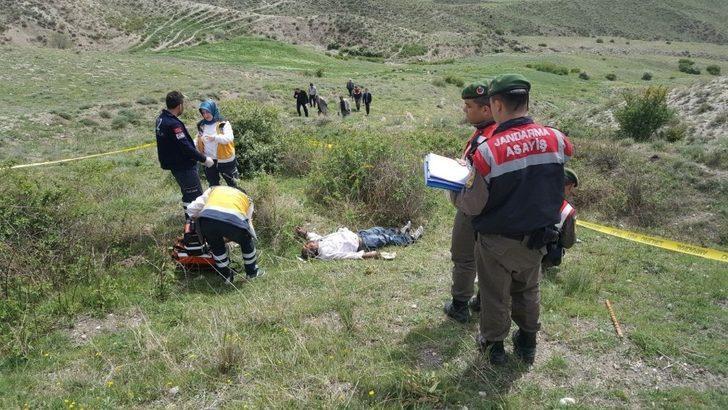 Kaybolan çoban ölü bulundu
