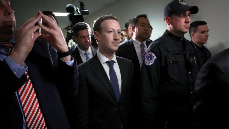 Facebook'un kurucusu Zuckerberg Kongre'deki sorgusu öncesi milletvekilleriyle görüştü, özür diledi