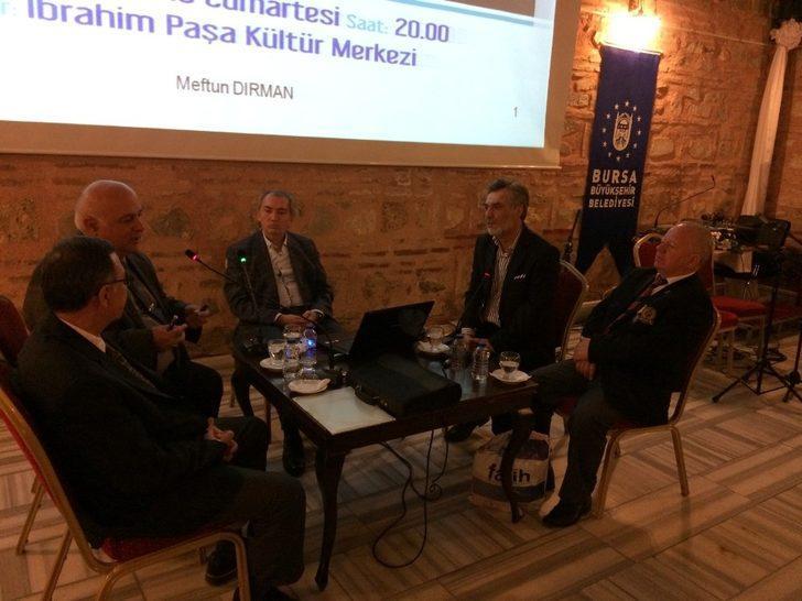 'TCG Muavenet' gerçeği Bursa'da tartışıldı