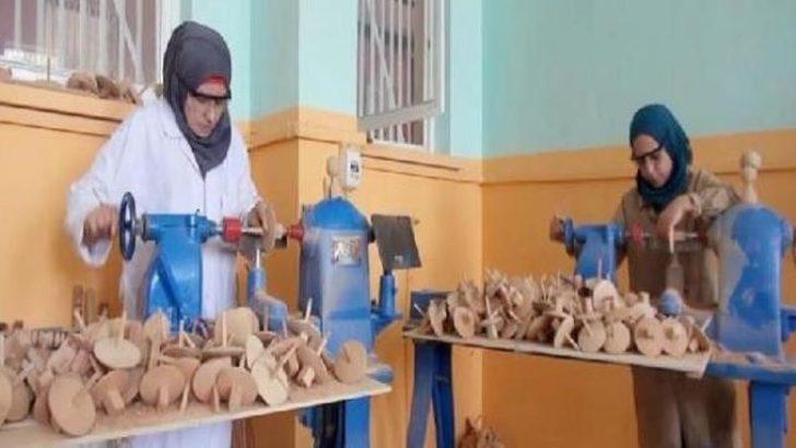 Harranlı kadınların el emeği ürünleri Milano'da sergilenecek