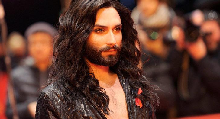 2014 Eurovision birincisi Conchita Wurst: Uzun yıllardır HIV taşıyıcısıyım