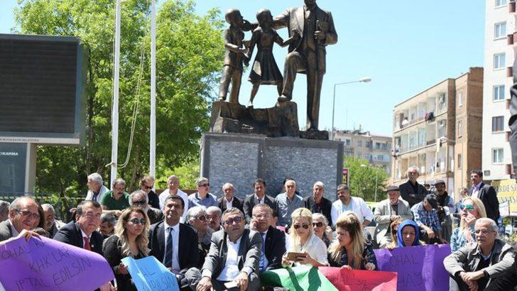 CHP'nin Eylemine Diyarbakır'da Önce Yasak Sonra İzin