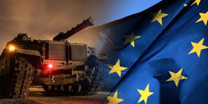 Avrupa Birliği'nden skandal 'Afrin Harekatı' hamlesi