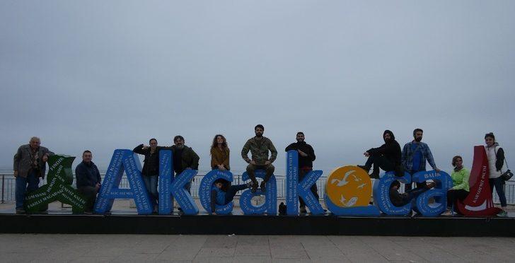 Akçakoca belediyesi sosyal medya bloggerlerini ağırladı