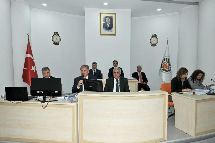 Büyükşehir Meclisi Nisan toplantılarına devam ediyor